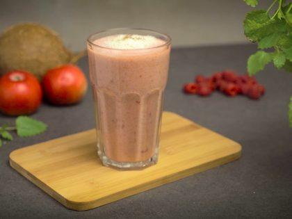 Czerwone Smoothie – koktajl energetyczny