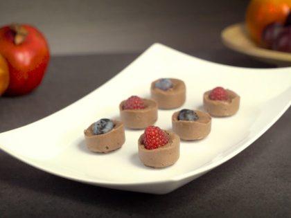 Czekoladki domowe, zdrowe słodkości dla dzieci – przepis
